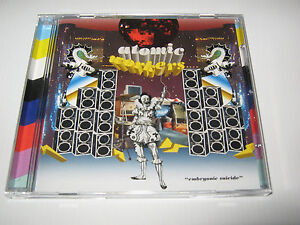 ATOMIC WORKERS – Embryonic Suicide – CD heavy-psych – Sundial - Italia - ATOMIC WORKERS – Embryonic Suicide – CD heavy-psych – Sundial - Italia