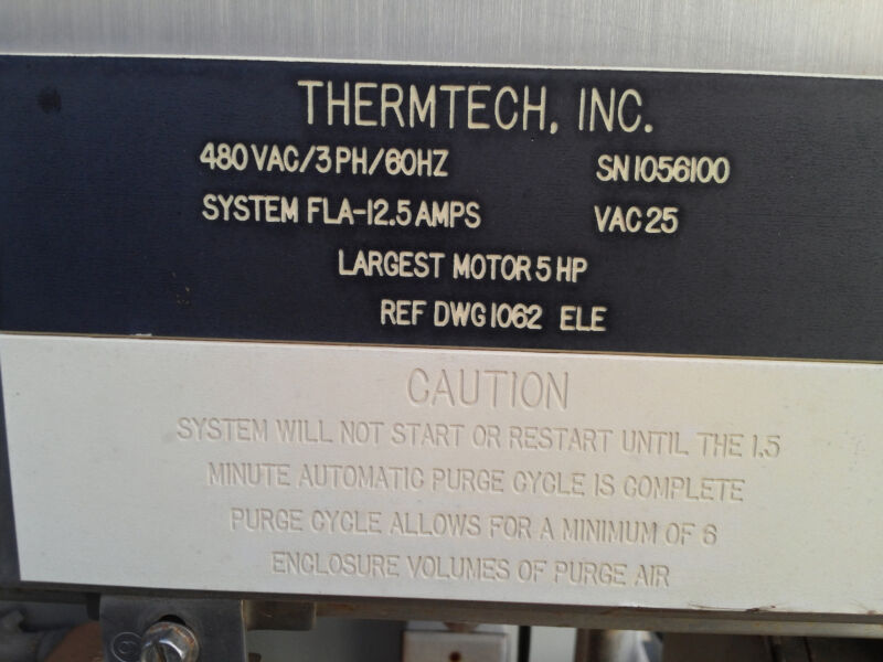 Thermal  Catalytic Oxidizers