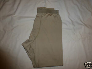 POLARTEC-GEN-III-L1-Drawers-Pants-Small-Short-ECWCS-Level-1-PECKHAM-Silkweight