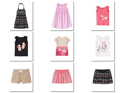 NEW GYMBOREE girls summer SAFARI TWIRL dress tee shorts skirt 3T 4T 5T YOU PICK