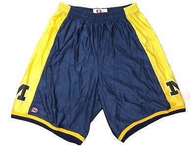 Vintage Michigan Mens XL Basketball Athletic Shorts U Of M Fab Five USA (X1) for sale  Sylvania