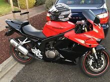 QUICK SALE !!! Hyosung GT250R 2008 22000KMs Cumberland Park Mitcham Area Preview