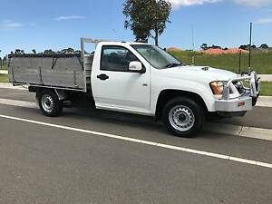 08 Holden Colorado Ute TURBO DIESEL 1YEAR REG RWC completed. Berwick Casey Area Preview