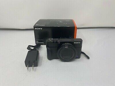 Sony - Cyber-shot RX100 III Mark 3 20.2-Megapixel Digital Camera black ZEISS!!!