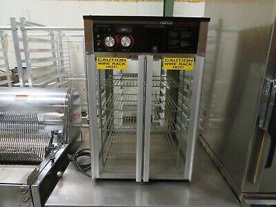 Hatco Hdw-1x Flav-r-fresh Heated Humidity Holding Display Cabinet 4-shelf