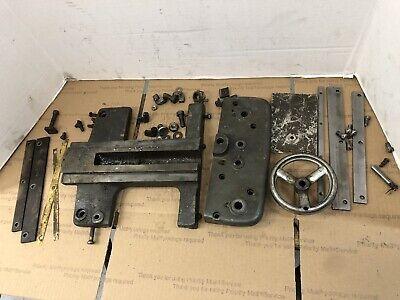 Atlas Craftsman 10 12 Lathe Parts Saddle Gibs
