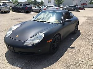 2000 PORSCHE 911 COUPE, ONLY 86400 KM'S ACCIDENT FREE 2 OWNERS