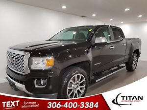 2017 GMC Canyon Denali|4x4|CAM|Leather|NAV|Htd Seats