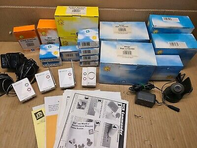 Lot X-10 Powerhouse Home Automation devices *24 items*
