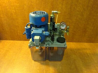 230v Oil Tank 009kw Power Pack