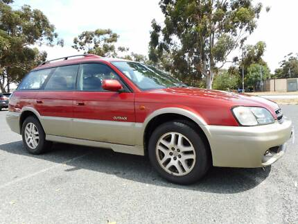 1999 Subaru Outback 4X4 Manual Wagon