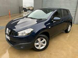 2010 Nissan Dualis ST Automatic SUV Bayswater North Maroondah Area Preview