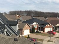Shingles Roofing, Replacement or Repair