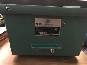 Bell & Howell over head projector SPARES OR REPAIR
