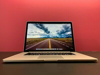 MACBOOK PRO 15 | RETINA DISPLAY | 16GB RAM | 500GB SSD | i7 | WARRANTY | MOJAVE