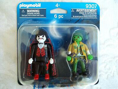 Playmobil,FRANKENSTEIN & DRACULA,Halloween,Haunted - Dracula Halloween