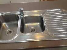Kitchen Sink 1 3/4 bowl with Flickmixer Pacific Paradise Maroochydore Area Preview