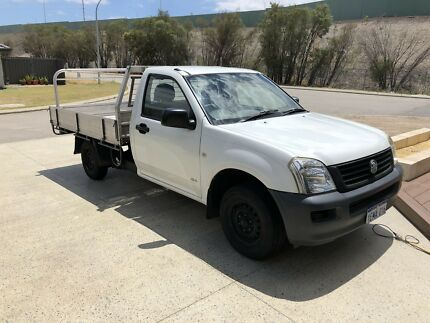 2004 Holden rodeo 2.4 manual