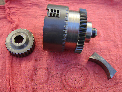 JOHN DEERE 425 445 455 X475 X485 X495 X595 REAR END PTO CLUTCH PACK for sale  Shipping to Canada