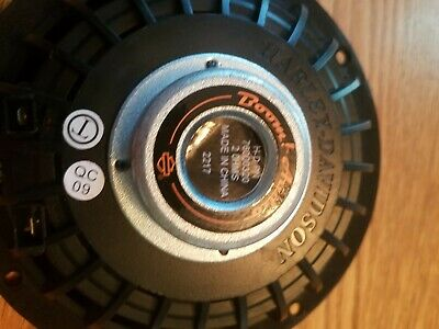 Harley Davidson Boom Audio 6.5 inch  Speakers