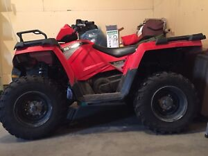 Polaris sportsmen 570 2014