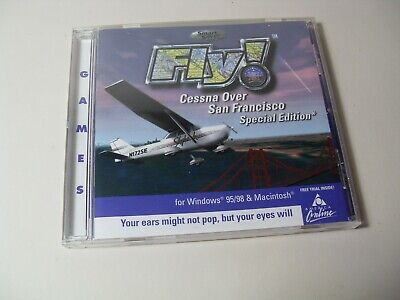 FLY Cessna Over San Francisco Special Edition pc game