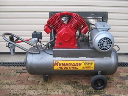 Renegade air compressor Gumdale Brisbane South East Preview