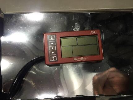 ARC down force meter South Melbourne Port Phillip Preview