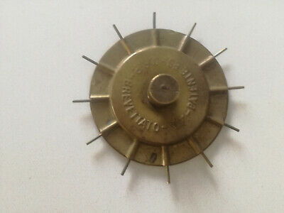 D. R.p. Brevettato Patent Es. Curious Antique Brass Sewing Tool Italy Vintage
