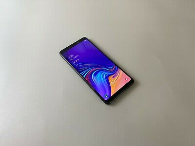 Samsung Galaxy A9 SM-A920N 128GB - Black, Sinlge SIM *Excellent Condition*
