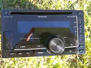 Kenwood double din DPX-MP3120 double din headunit Blaxland Blue Mountains Preview