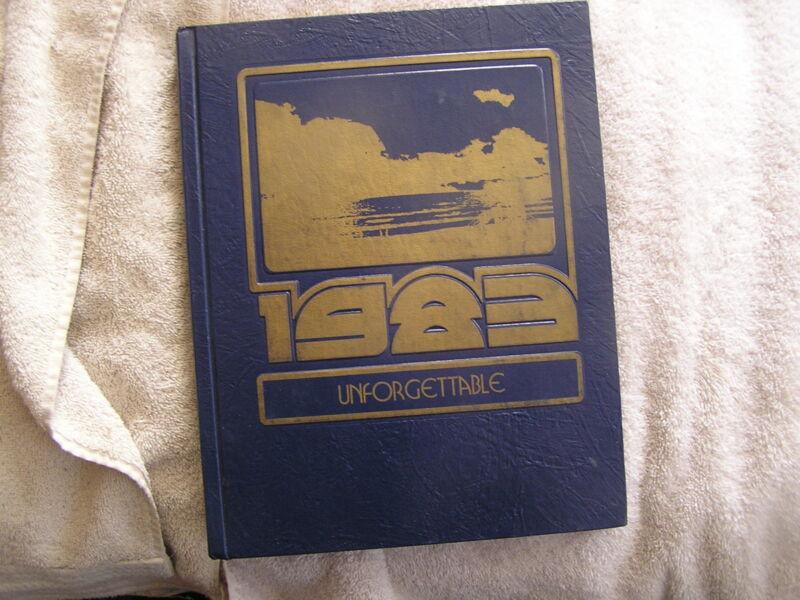 1983  Leuzinger High School Yearbook