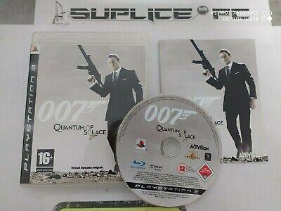 007 QUANTUM OF SOLACE (AVEC NOTICE) - PS3 - JEU FR  comprar usado  Enviando para Brazil