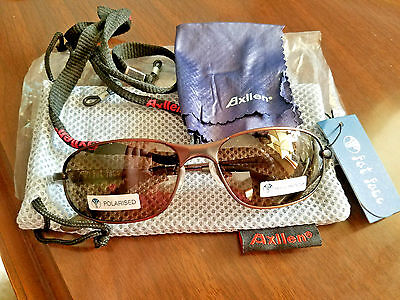 FAT FACE MENS SUNGLASSES BRONZE METAL FRAME FOR LARGER SIZE HEAD....NEW