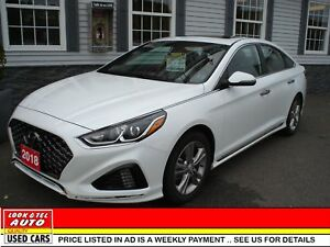 2018 Hyundai Sonata We finance 0 money down & cash back* Sport