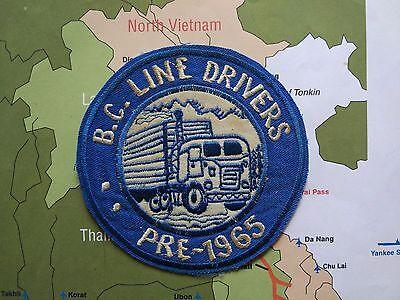 Trucking Lines B.C. Line Drivers ,  British Columbia, Canada