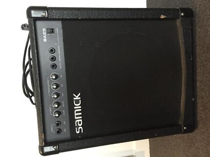Samick Bass Amp Samick Bass Amp Ba25 Other