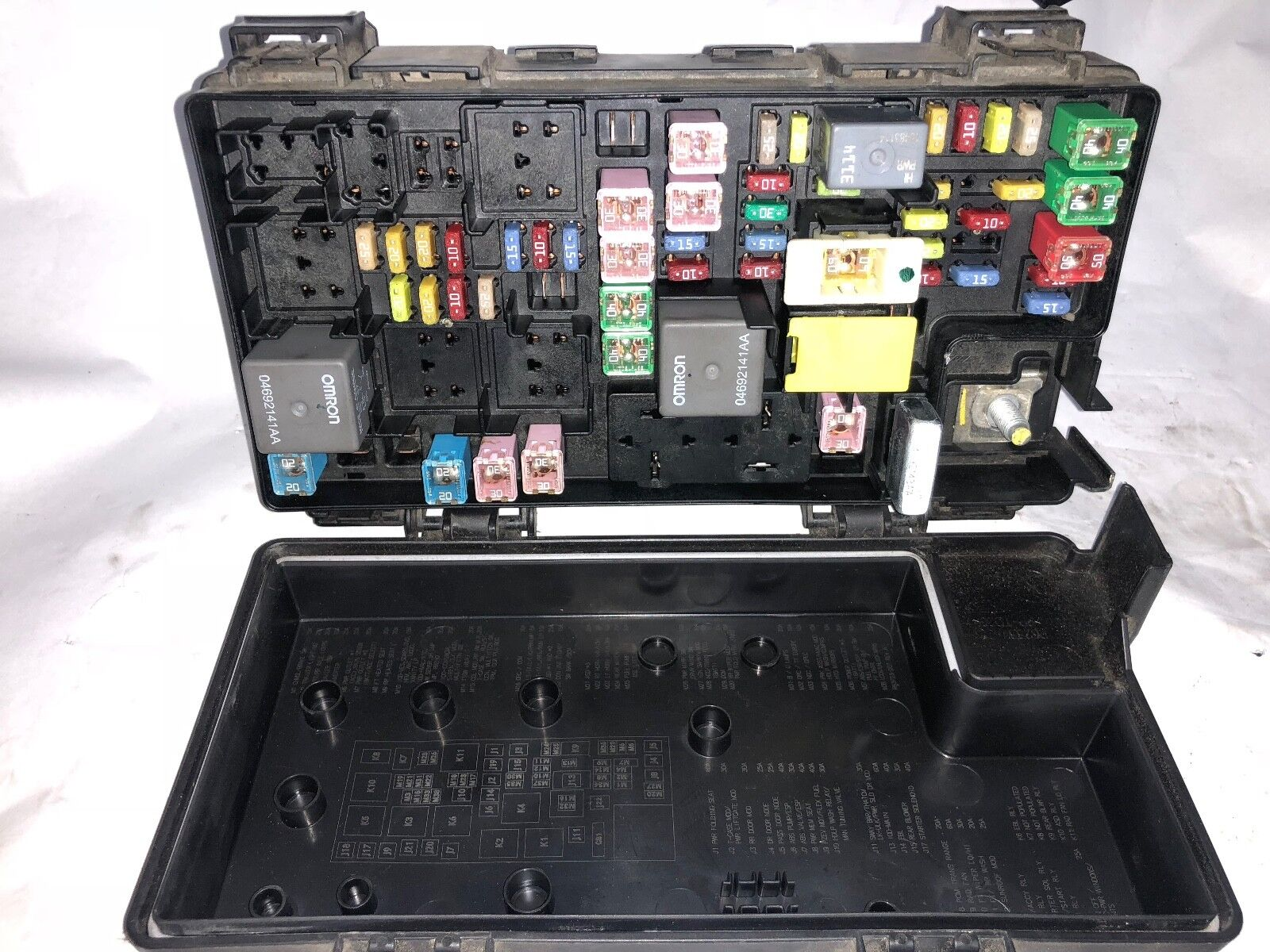 Used 2002 Dodge Grand Caravan Switches And Controls For Sale 2005 Fuse Box 2009 Relay