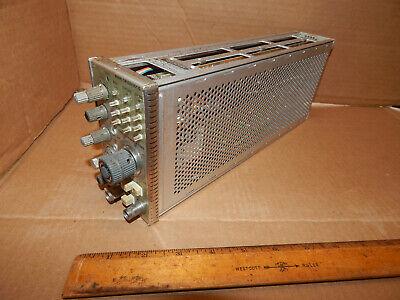 Tektronix 7b92a Dual Time Base Plug-in Module For 7000 Series Tek Oscilloscope