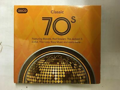 Classic 70s CD Rod Stewart/ABBA/Blondie/Roxy Music/Thin Lizzy..NEW & Sealed BW25