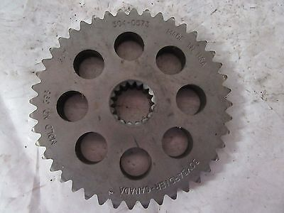 Ski Doo Snowmobile Chain case Gear (44-Outer 17-Inner) #504-0573 Item #583