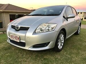 07 Corolla Hatch Auto Rego and RWC Eight Mile Plains Brisbane South West Preview