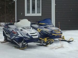 2 beautiful sleds for sale!!!!