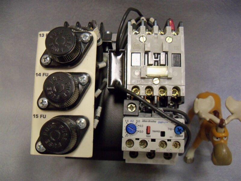 802267-251V Blower Motor Starter Assy w 100-A12ND3 and 193-A5E1