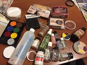 Special FX Makeup Kit for sale!