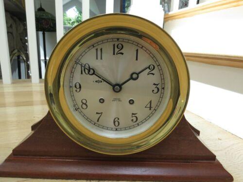 Chelsea Ships Clock Ship