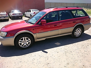 SUBARU OUTBACK wagon 2001 Automatic Valley View Salisbury Area Preview