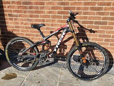 Trek Session Full Suspension DH Bike Fox Hope Set Up