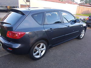 Mazda 3 2006 Merrylands Parramatta Area Preview