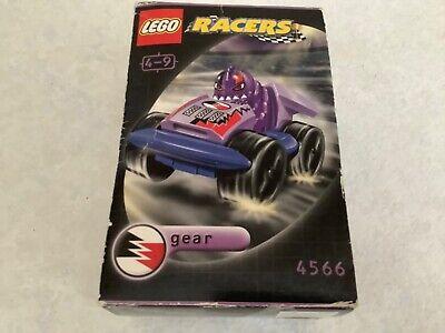 Lego Racers - 4566 - Vintage - Car